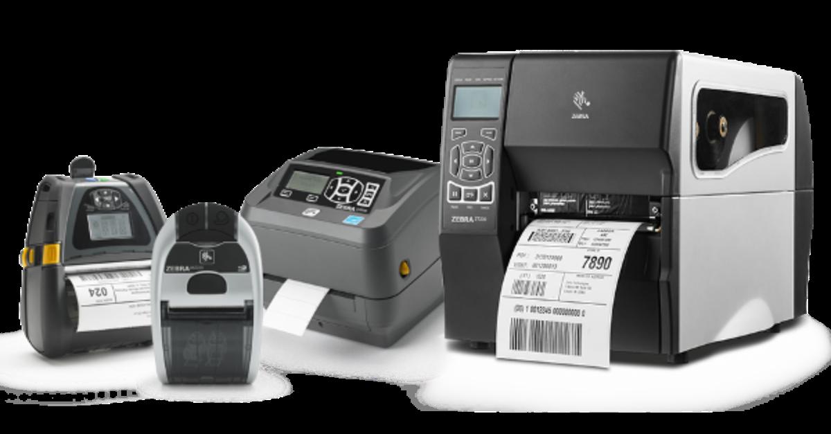 industrial printers zebra technology