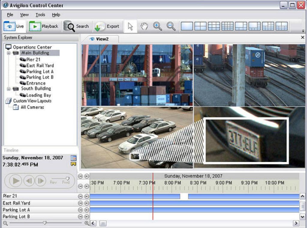 surveillance software