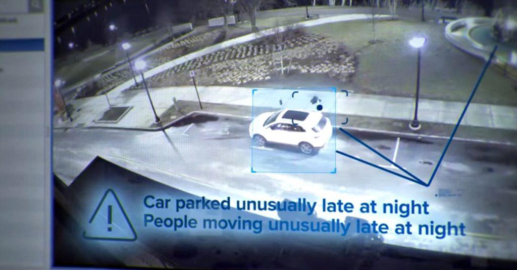 unusual motion surveillance cameras kansas city
