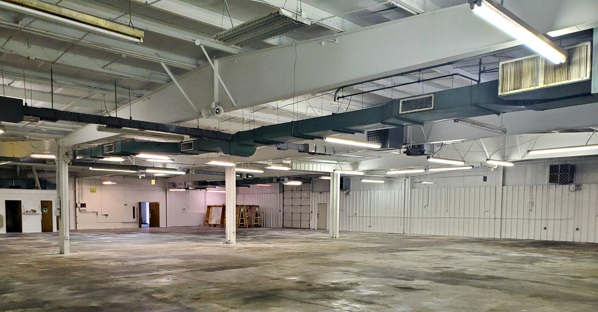 cannabis warehouse