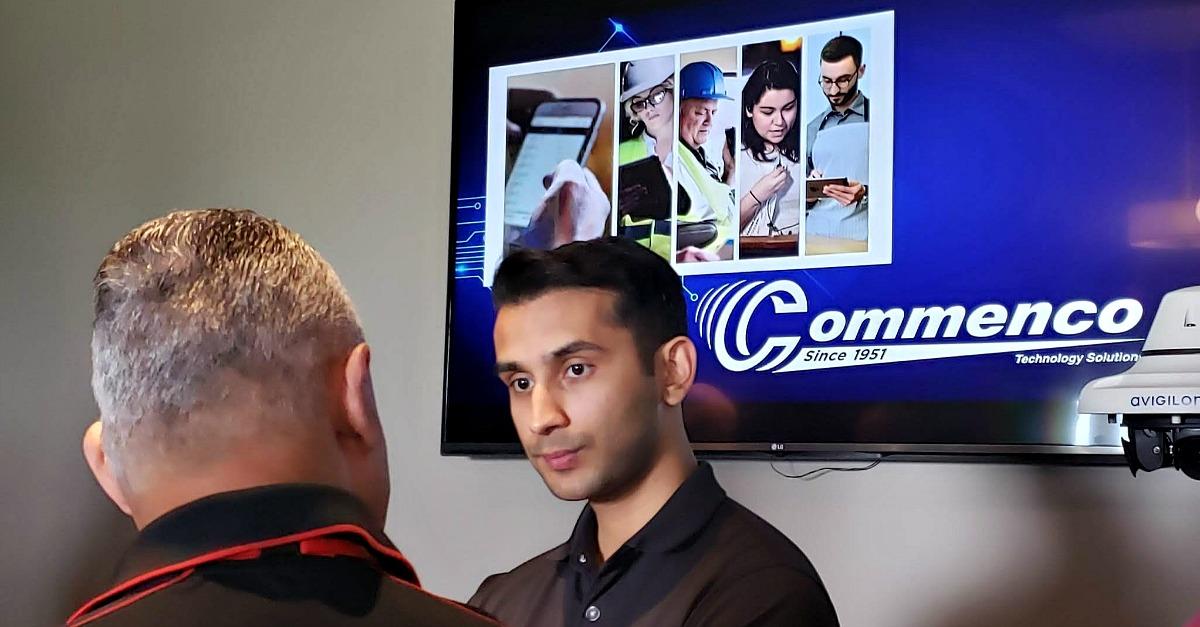 commenco surveillance systems