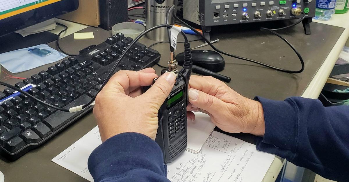 radio repair service kansas city